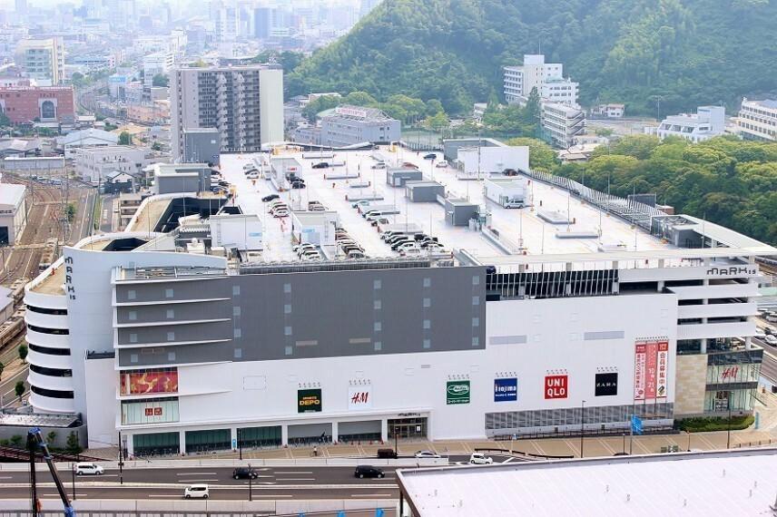 ショッピングセンター マークイズ静岡