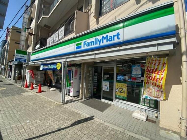 コンビニ ファミリーマート 垂水区役所前店