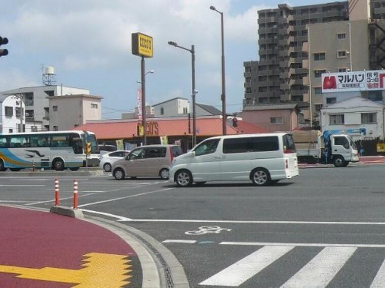 【ファミリーレストラン】ココス 桟橋店まで339m