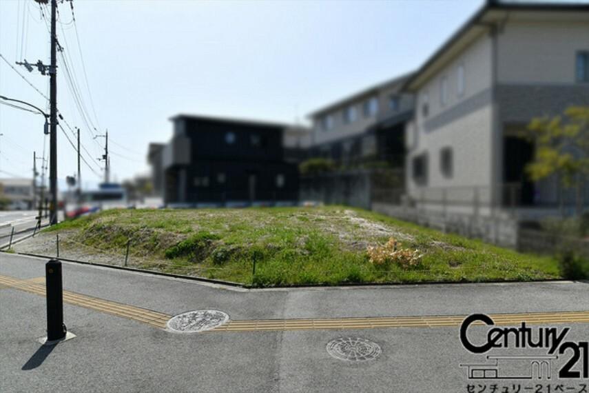 現況写真 敷地面積広々78坪以上!建築条件なし!お気軽にお問い合わせください!