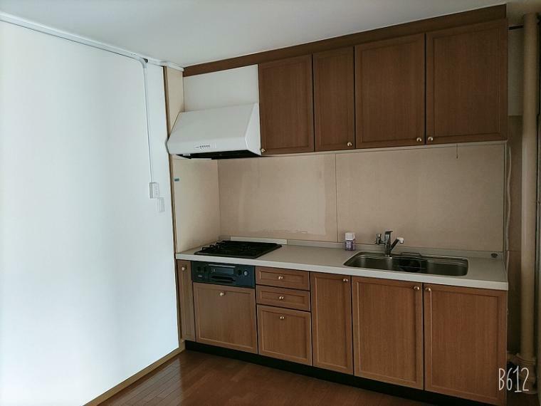 キッチン 2021.3.15撮影