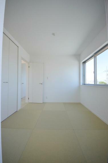 和室 3階 4.5帖の和室