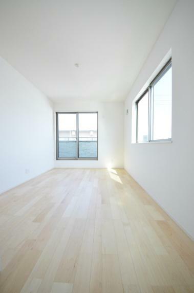 寝室 3階 6帖の洋室