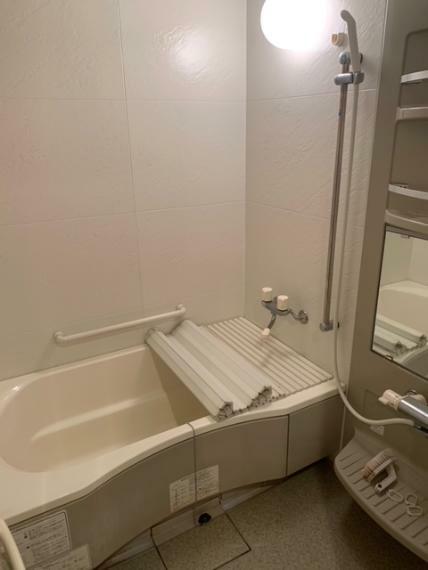 浴室 1日の疲れを癒せる浴室!浴室換気乾燥機・追炊機能付