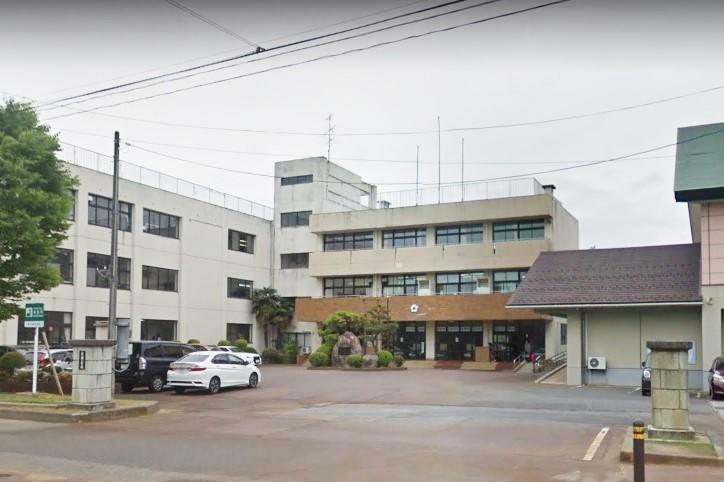 小学校 阿賀野市立京ヶ瀬小学校