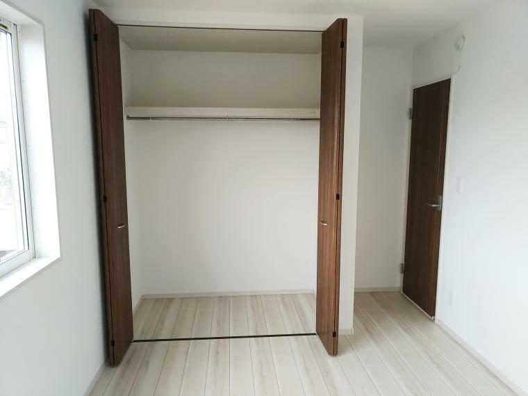 収納 洋室6.5帖 収納