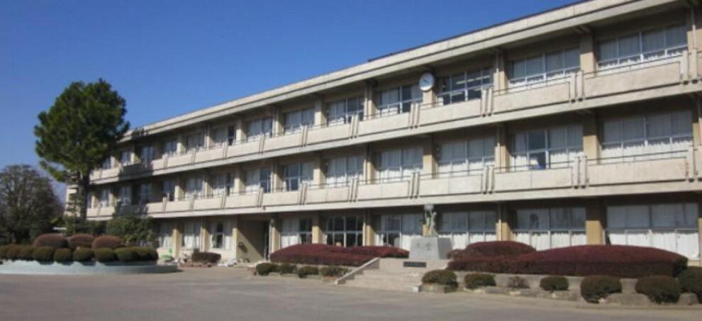 小学校 【小学校】ひたちなか市立高野小学校まで600m