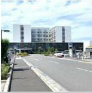 病院 【総合病院】ひたちなか総合病院まで4222m