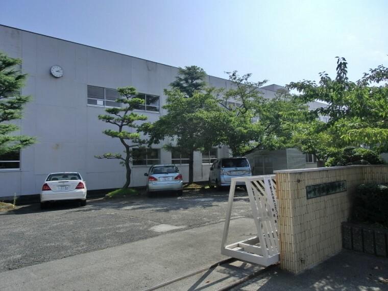 中学校 萩原中学校