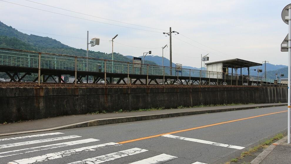 JR川西駅