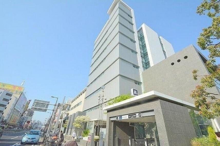 役所 大阪市西成区役所