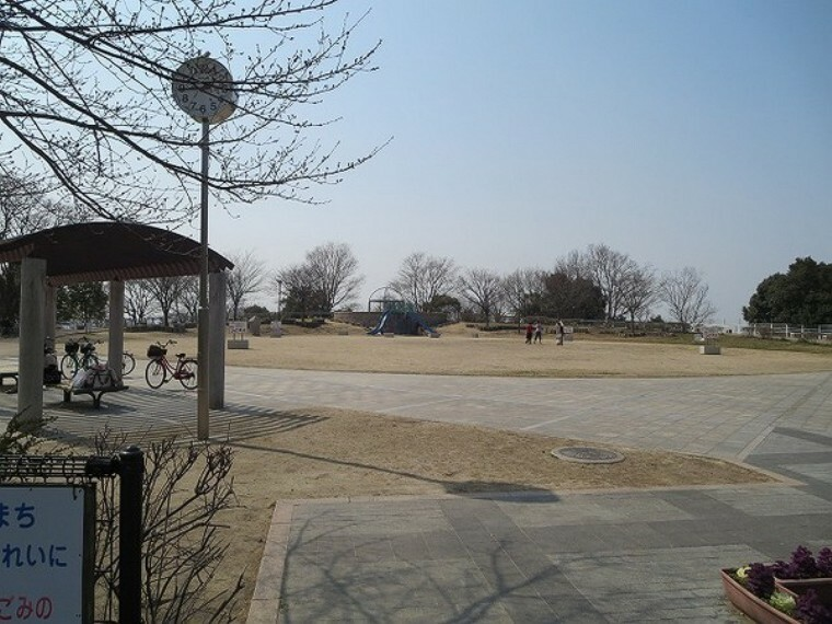 公園 東石切公園