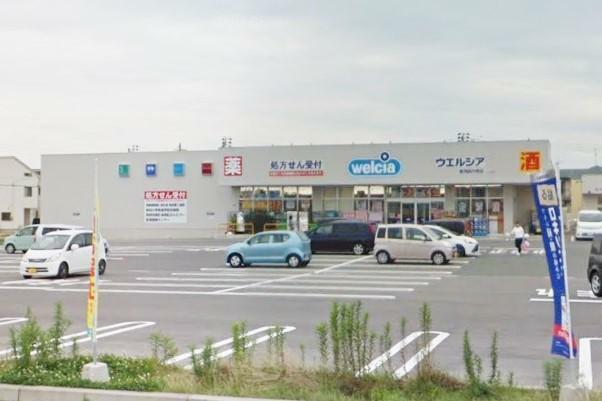 ドラッグストア ウェルシア新潟西内野店
