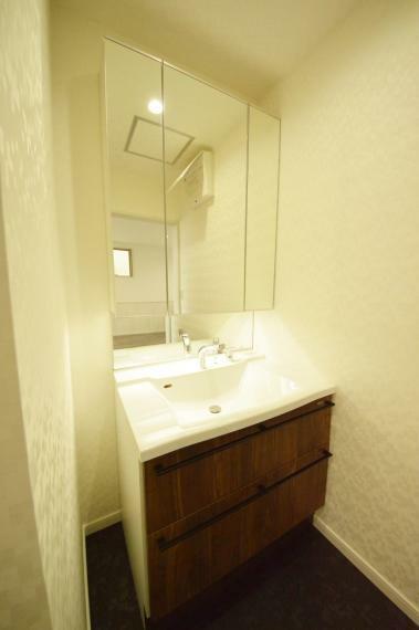洗面化粧台 シャワー付き洗面化粧台