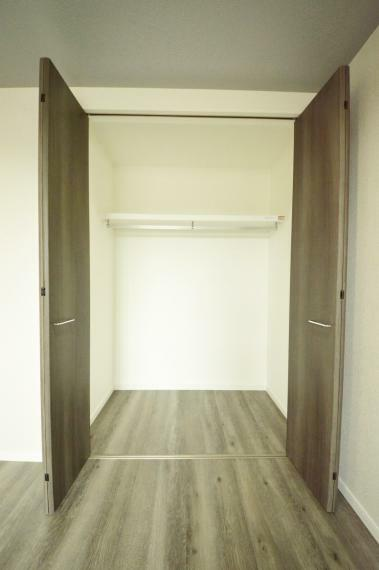 収納 3階 クローゼット