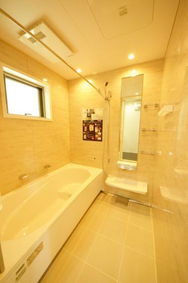 浴室 1坪タイプの浴室
