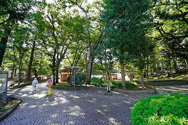 公園 ●大塚公園