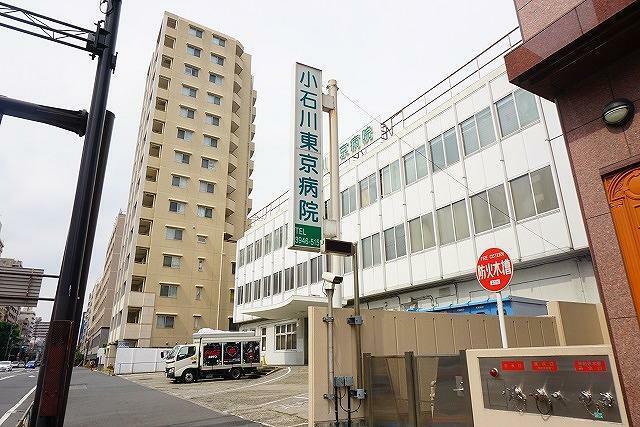 病院 ●小石川東京病院