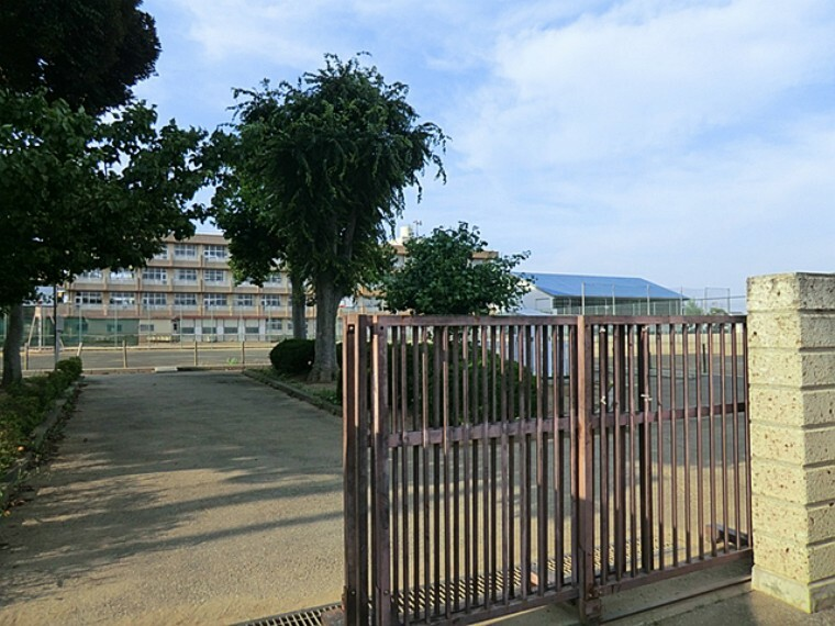 中学校 土浦市立土浦第四中学校