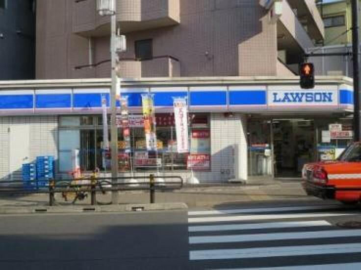 コンビニ 【コンビニエンスストア】ローソン 円山町店まで144m