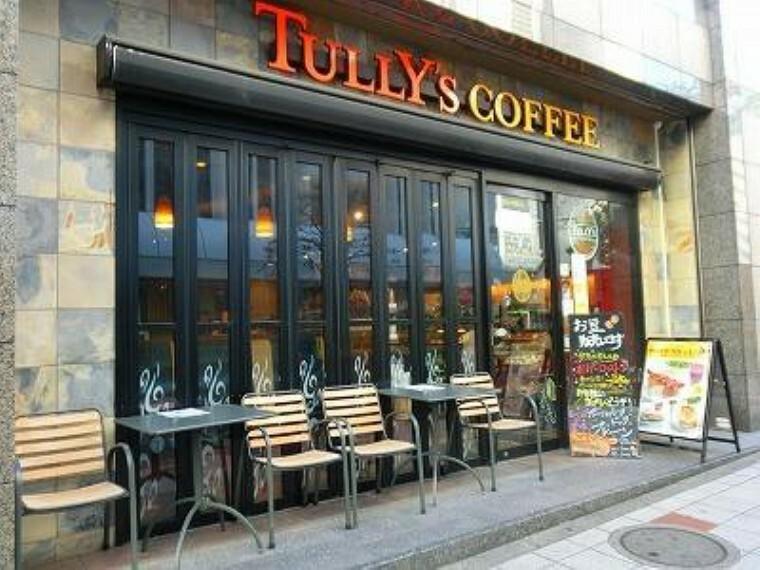 【喫茶店・カフェ】タリーズコーヒー 渋谷東急本店前店まで211m