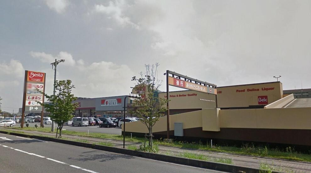 ショッピングセンター 【ショッピングセンター】ベスタ東鷲宮まで926m