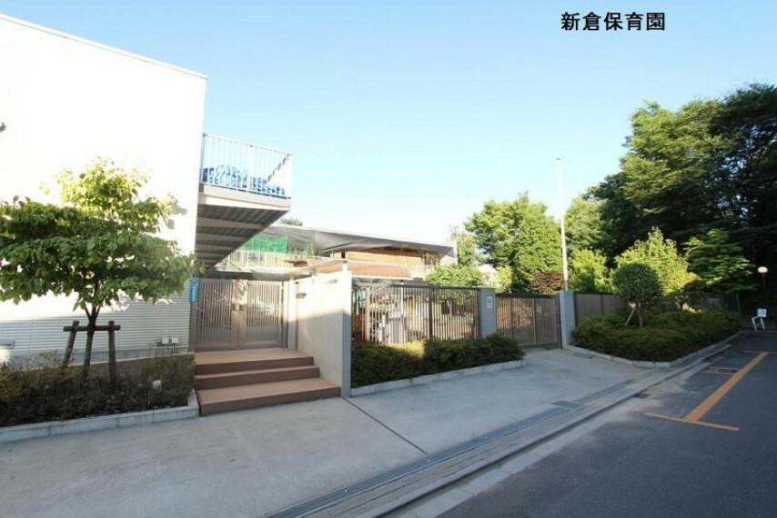 幼稚園・保育園 【保育園】にいくら保育園まで574m