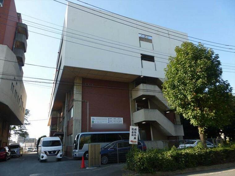 病院 【総合病院】医療法人壽鶴会東武中央病院まで1564m