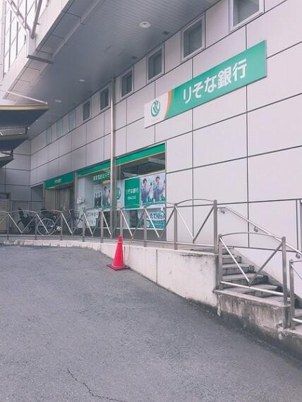 銀行 りそな銀行 瓢箪山支店