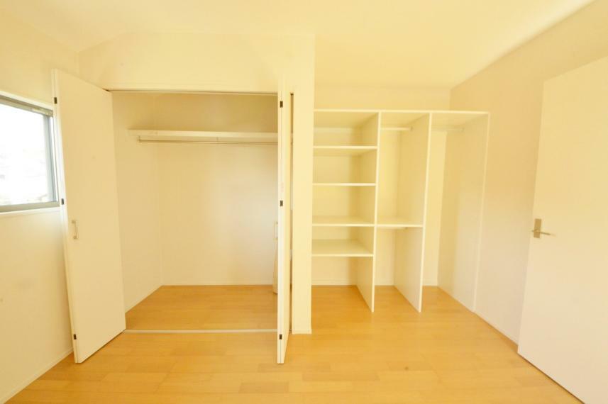 収納 主寝室の収納