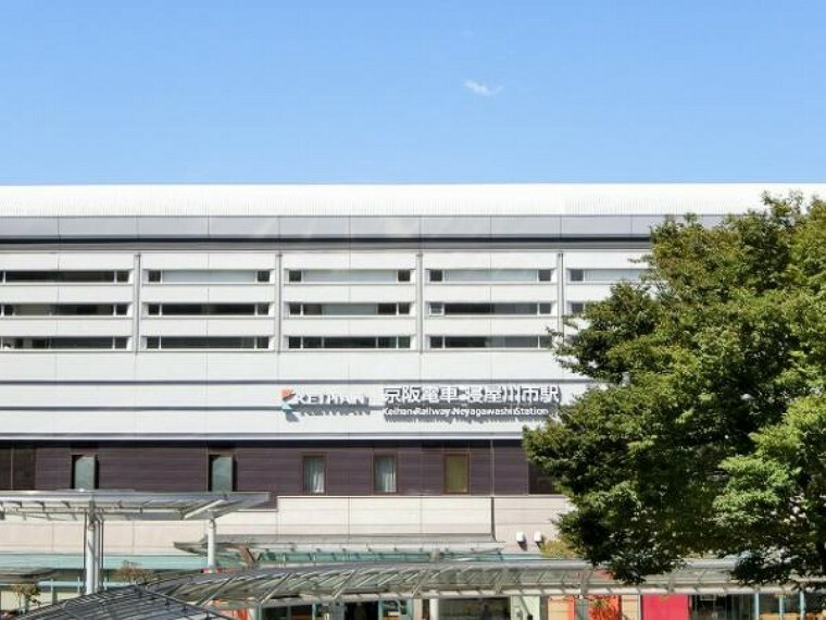 京阪本線「寝屋川市駅」までバスをご利用いただけます