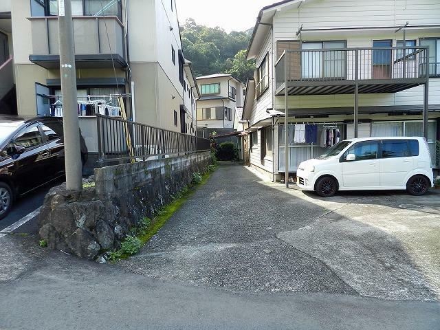 現況写真 通路(接道側から撮影)