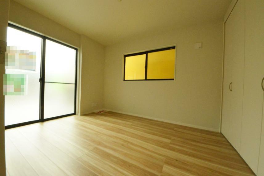 洋室 1階の洋室 6帖