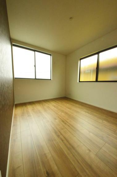 洋室 6帖の洋室