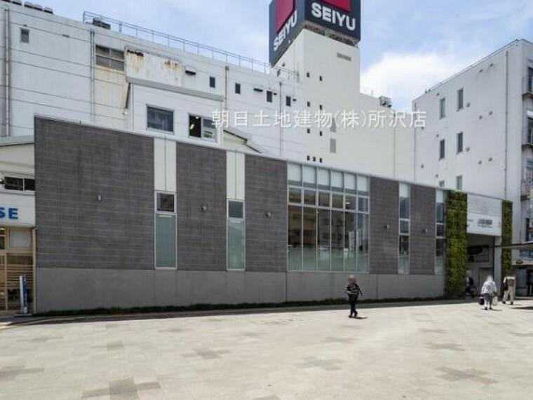 西武新宿線「久米川」駅 徒歩15分 1181m
