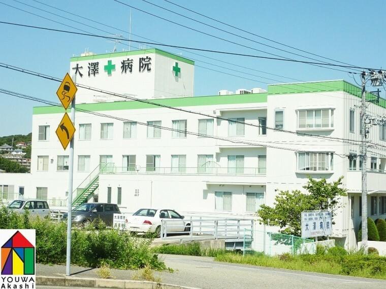 病院 【総合病院】大澤病院まで627m