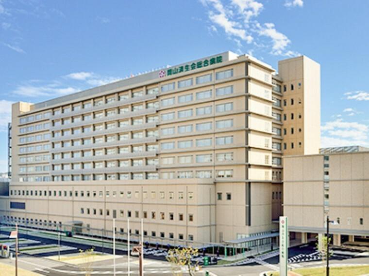 病院 岡山済生会総合病院