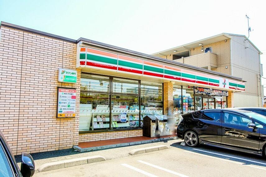 コンビニ セブンイレブンさいたま与野公園店