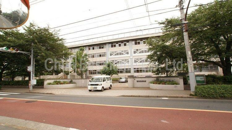 中学校 武蔵野市立第四中学校 徒歩18分。