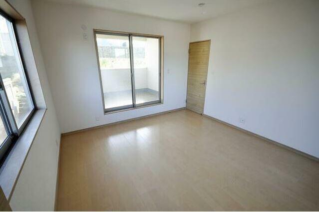洋室 2階全居室6帖以上で、どのお部屋も使い勝手がいいですよ。