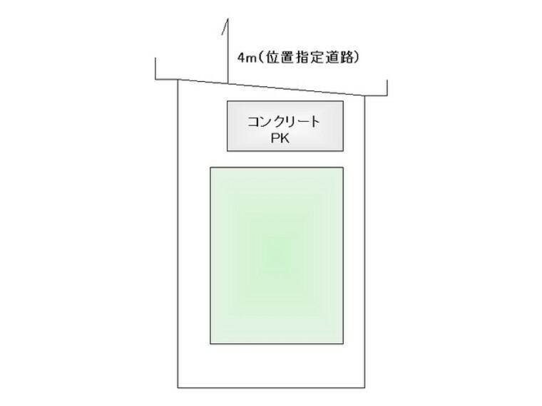 区画図 区画図■府中市小柳町6 新築一戸建て■