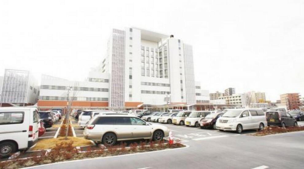 病院 仙台市立病院 徒歩8分