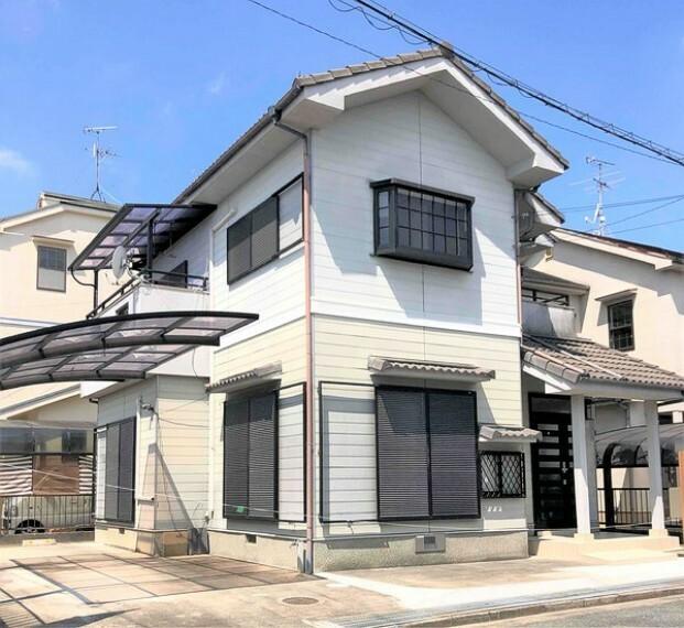 外観写真 JR和歌山線「五位堂」駅徒歩約9分!