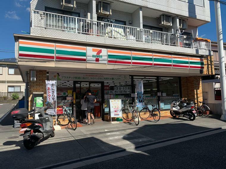 コンビニ セブンイレブン練馬桜台5丁目店