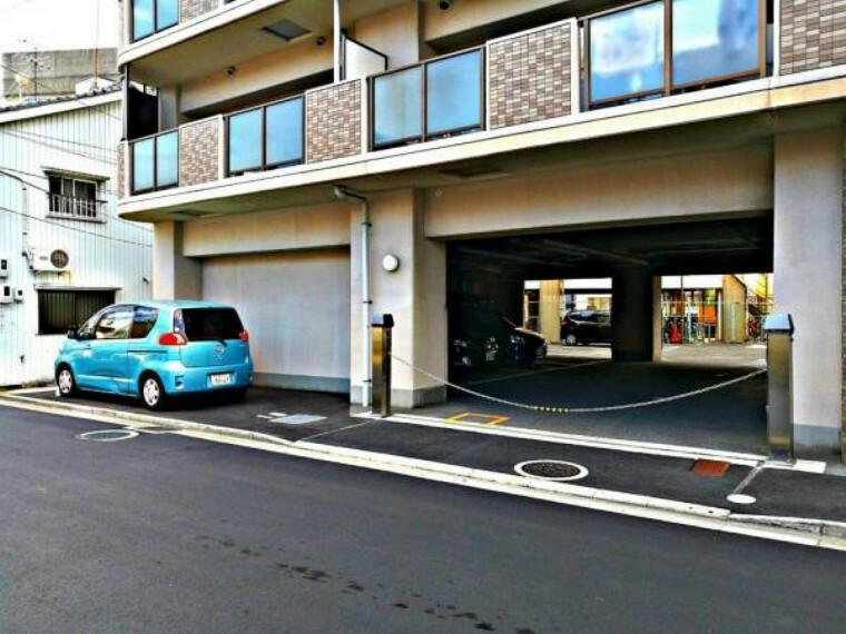 駐車場 駐車場スペース