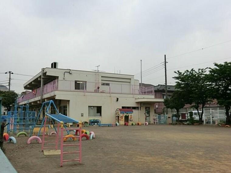 幼稚園・保育園 川崎市立藤崎保育園