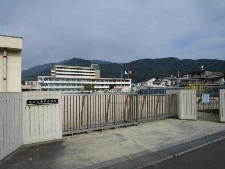 小学校 呉市立白岳小学校