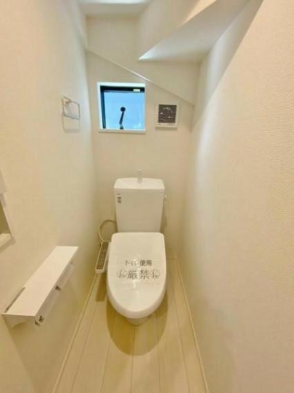 トイレ ●3号棟(撮影2021年7月)● 当日のご内覧も可能です!