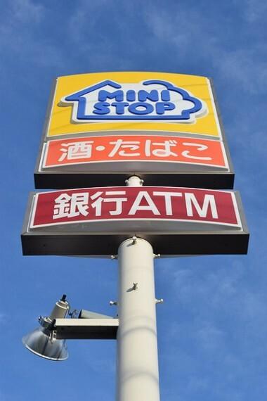 コンビニ ミニストップ町方新田店