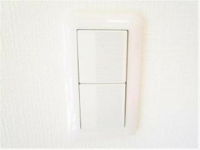 専用部・室内写真 (同仕様写真)スイッチパネルはワイドタイプに交換する予定です。